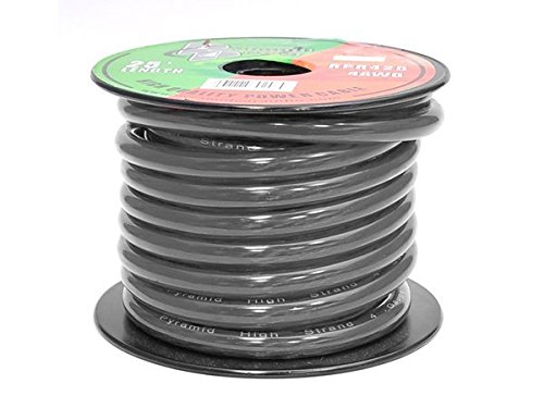Amazon Com  Pyramid Rpb425 Ground Wire 4