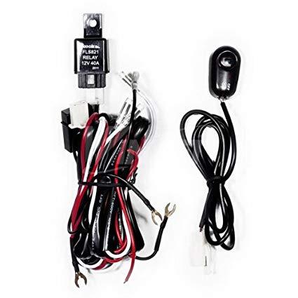 Amazon Com  Winjet Universal Wiring Harness Include Switch Kit Car