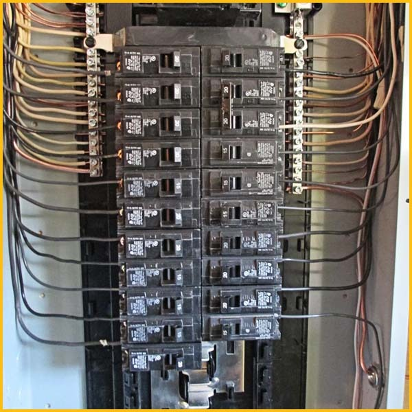 An Overview Of Wiring Electrical Circuit Breaker Panel Vast How To
