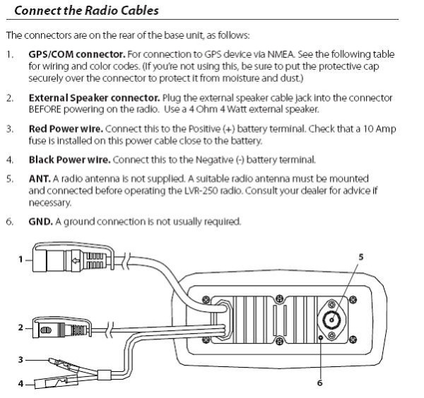 Gme Microphone Wiring Diagram