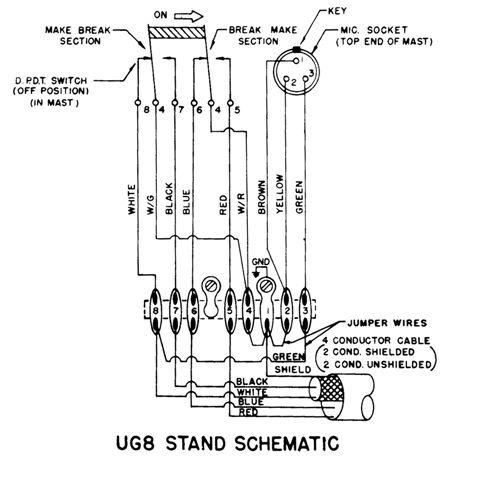 astatic 575 m6 wiring diagram. Black Bedroom Furniture Sets. Home Design Ideas