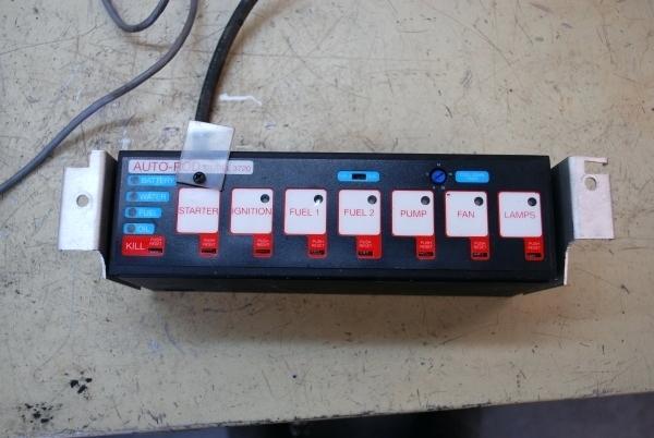 Auto Rod Controls Wiring Diagram