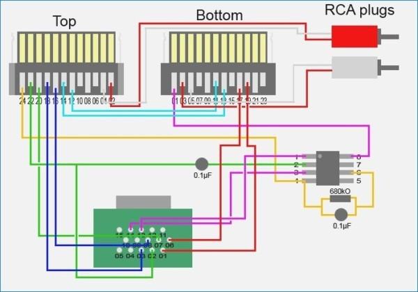 Av To Vga Wire Diagram