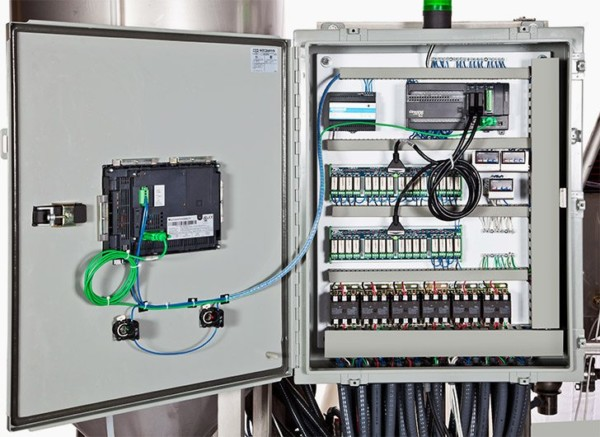 Basic Electrical Design Of A Plc Panel (wiring Diagrams)