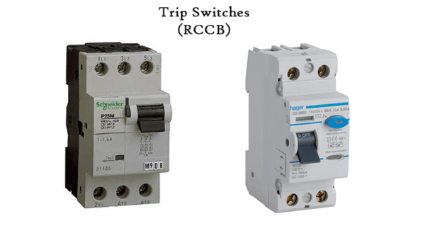 Basic Electrical Parts & Components Of House Wiring Circuits • Ssp