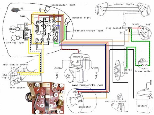 Bmw R75 5 Wiring Diagram