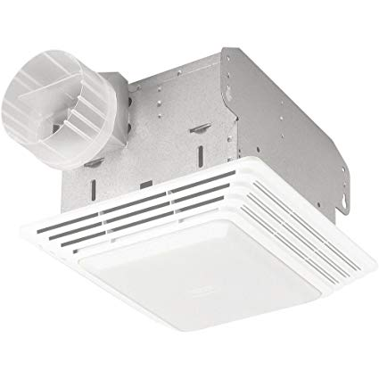 Broan 679 Ventilation Fan And Light Combination