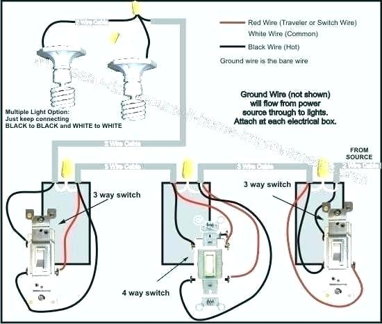 Ceiling Fan 3 Way Switch Three Way Dimmer Switch 4 Wiring Diagrams