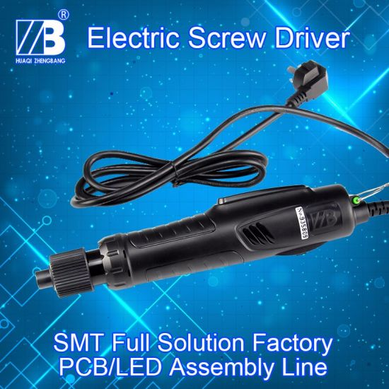 China 10000223 Electric Screwdriver Assembly Line Hand Held Screw