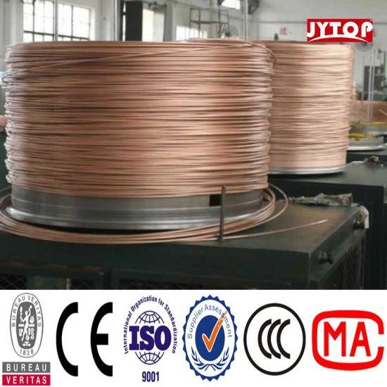 China 4 0 3 0 2 0 1 0 Bare Copper Cable Copper Clad Aluminum