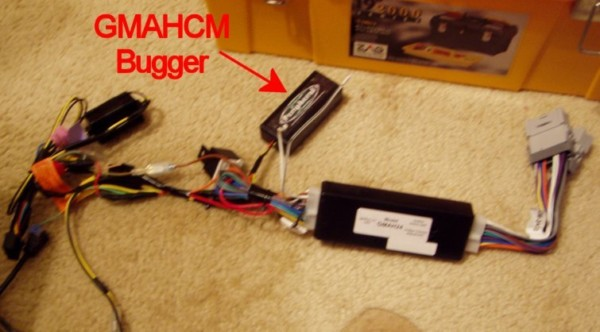 Complete Writeup W Pics Pioneer Avic D2 W Aftermarket Speakers And