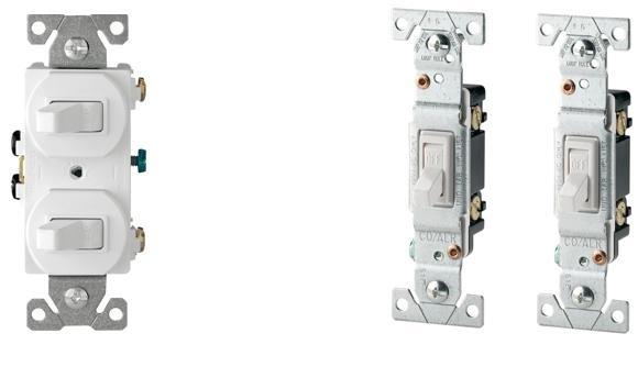 Fan Light Combo Switch
