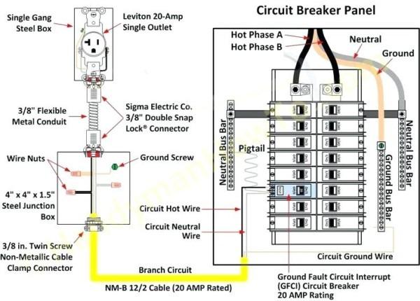 3 Pole Wiring Diagram