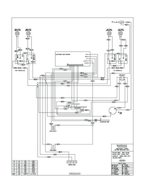 Frigidaire Dryer Wire Hookup