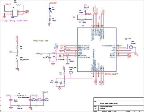 E Bike Motor Wiring Diagram