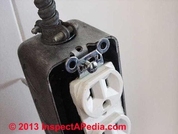 Electrical Box Screw Repair  Stripped Or Broken Electrical Box