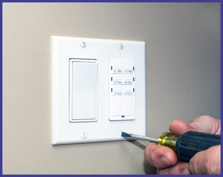 Electrical Outlets, Switches, & Dimmers