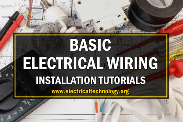 Electrical Wiring Installation Diagrams & Tutorials