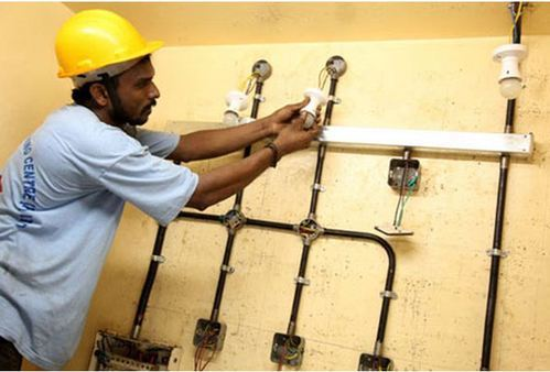 Electrical Wiring Installation In Chennai, Vengaivasal By Gm