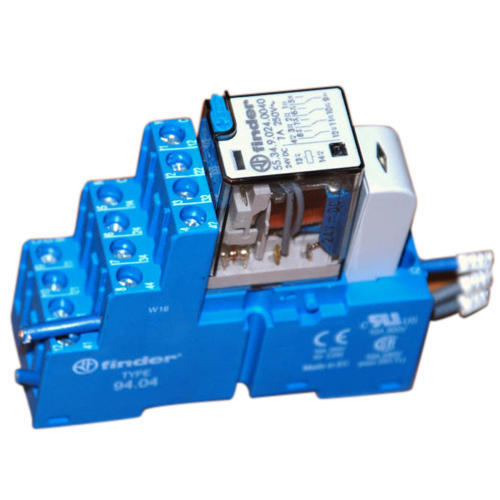 Finder Base Relay, Electrical Relays