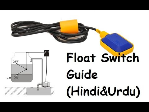 Float Switch Wiring