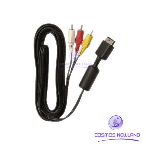 For Sony Ps1 Ps2 Ps3 System Av Audio Video Cable Cord China