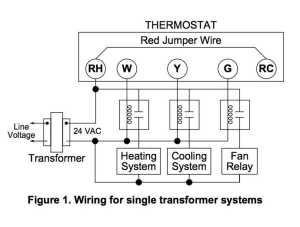 Furnace Relay Wiring Diagram