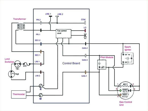 Furnace Valve Wiring