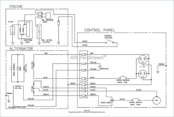 Gp5500 Generac Generator Wiring Diagram Awesome Portable Generator