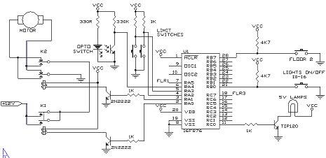 Home Elevator Wiring Diagrams