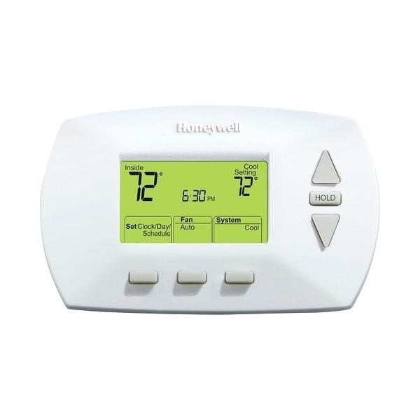 Honeywell Digital Thermostat Manual Honeywell Digital Thermostat