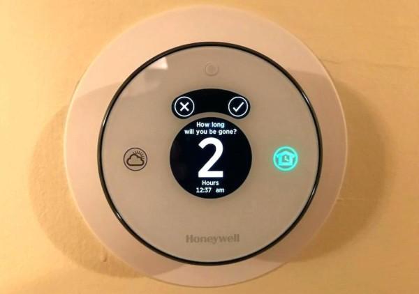Honeywell Thermostat Red Light