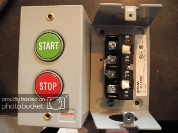 How To Connect Run Stop Switch To 3