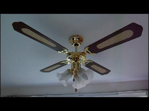 How To Fit A Ceiling Fan