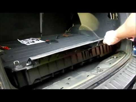 How To Install A Trailer Wire Harness On A Hyundai Santa Fe