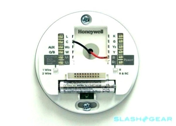 How To Install A Honeywell 2 Wire Thermostat