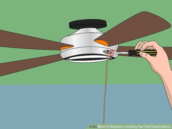How To Change Ceiling Fan Direction Without Switch