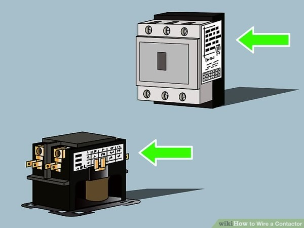 How To Wire A Contactor  8 Steps (with Pictures)