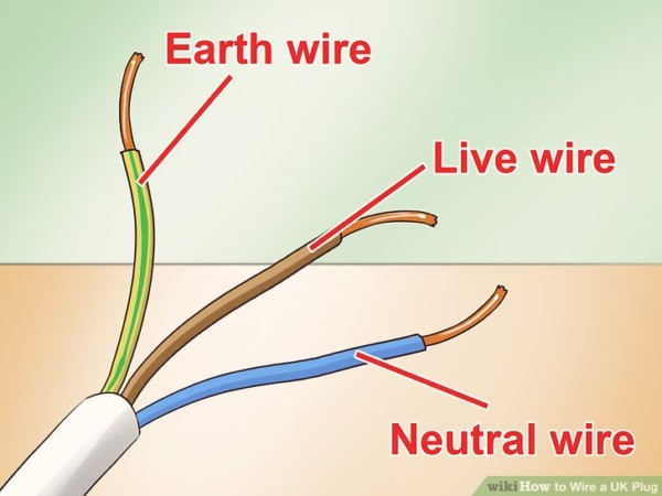 How To Wire A Uk Plug  1 Step