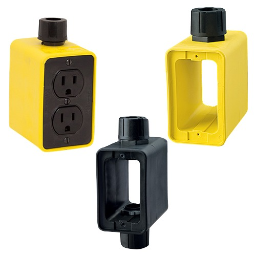 Industrial Outlet Boxes