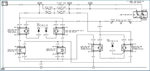 J1939 T800 Wiring Diagram