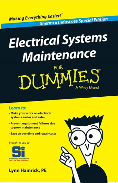 John Wiley Publishing Releases  Electrical Systems Maintenance For