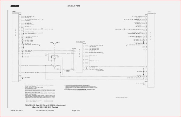 king kt76a wiring diagram