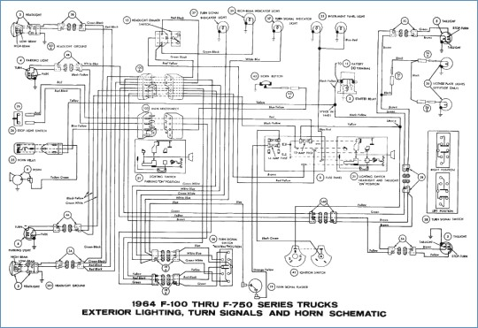 Kenworth T800 Wiring Diagram