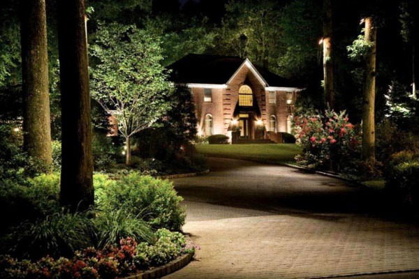 Landscape Lighting Installation Low Voltage Fairfax Loudoun Prince