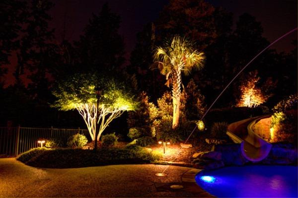 Landscape Low Voltage Lighting Four Best Low Voltage