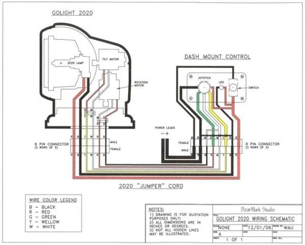Led Floodlight Wiring Diagram