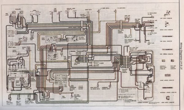Vs Commodore Wiring Diagram Pdf