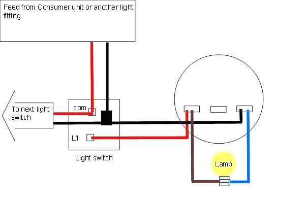 Light Wiring Diagram Rear Light Wiring Diagram Light Wiring