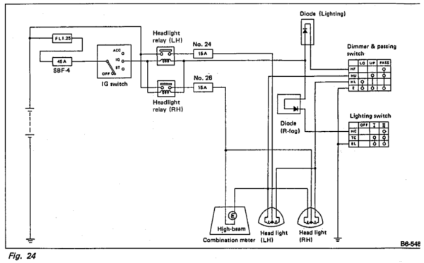 Light Wiring Diagrams Automotive